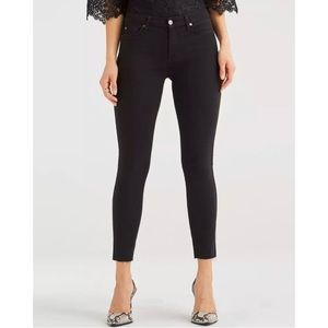 Womens 7 for All Mankind B(air) Ankle Skinny Jeans